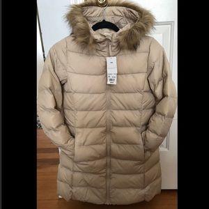 ♥︎ Uniqlo Girl's Warm Padded Coat Size 11♥︎